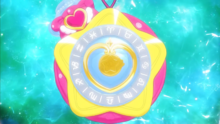 Color Charge Lala's pendant