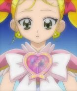Luminous gets the Heartiel Brooch for the first time