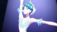 Minami concurso de baile