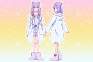 Ruru Amour-profile-pajama-Toei