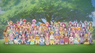 55 Pelicula Precure All Stars Memories Photo