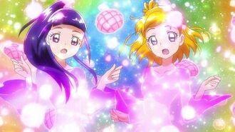 Maho Girls Pretty Cure! Rejuvenating Transformation