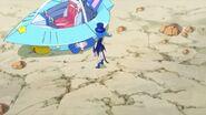 Nave espacial de Blue Cat