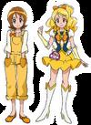 Yuko Omori / Cure Honey
