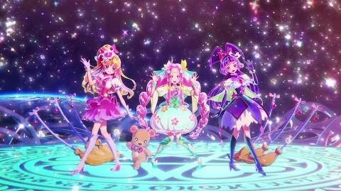 1080p Maho Girls Pretty Cure! Ending 2 November
