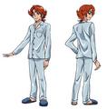 Dan Profile in Pj's (Toei)