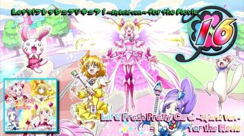 Fresh Pretty Cure! Vocal BEST!! Track16