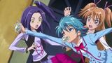 Waon steals Hibiki and Ellen Modules