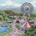 YPC512 Amusement park