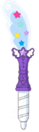 Pluma Color Estelar Violeta (Toei Animation)