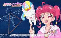 Pretty Cure Online STPC wall star 45 1 S
