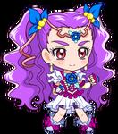 Puzzlun Sprite YPC5GG Milky Rose