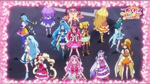 Opening Miracle Leap Trailer 2- Healing Good Pretty Cure