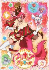 Kirakira precure dvd vol 6