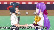 Madoka y Yumika prometen competir el siguiente año