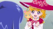 Mirai le asegura a Liz que traera a Riko