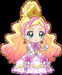 Puzzlun Sprite GPPC Cure Flora Premium Dress