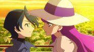 Yukari dudando de Rio