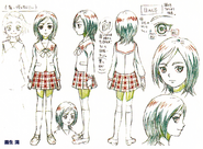 Michiru Memory Book Profile