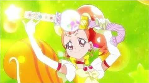 Kirakira☆Precure à la Mode sweet etude 2 Cure Custard Track03-2