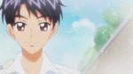Mayumi's crush appears