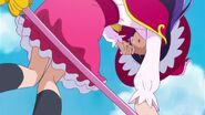 Riko nota que a Mirai se le cayo Mofurun