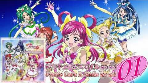Yes! Precure 5 Vocal Album 2 Track01