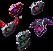 Zetsuborg locks