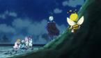 (28) Chikurun watchng the girls and Orba