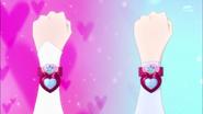Brazaletes de Lovely y Princess