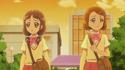 Kana and Mayumi wonder where Mirai and co went