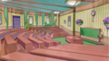 Magic world classroom interior