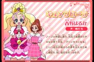 Haruka Flora All Stars profile