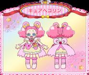 Perfil de Cure Pekorin (Toei Animation)