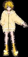 Perfil de Homare con pijama (TV Asahi)