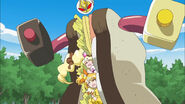 Pretty Cure sandwitch