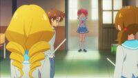 STPC40 Sakurako tells Hikaru about the latest incidents