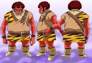 Akaoni perfil