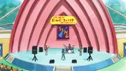 KKPCALM03-Wild Azur ready to perform on stage