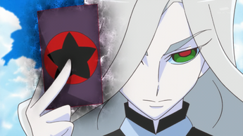 KKPCALM25-Elisio holding up his card