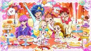 Perfil de Kirakira y Pekorin en Toei Animation