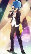 Aoi estilo pop
