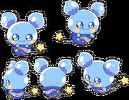 Aquarius Fuwa Toei