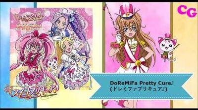 DoReMiFa Pretty Cure♪-1