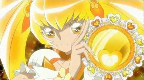 ¡Fuerte Explosión Dorada Pretty Cure!