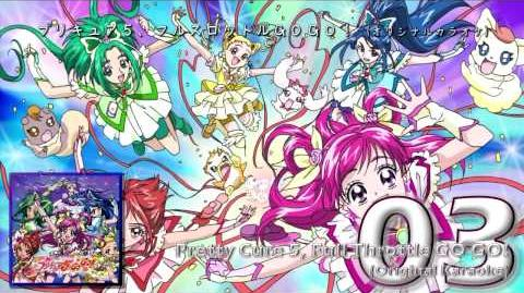 Yes! Pretty Cure 5GoGo! OP&ED Theme Single Track03