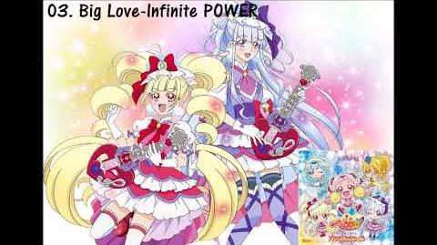 HUGtto! Pretty Cure Vocal Album ~Powerful♥Yell~ Track 03-0