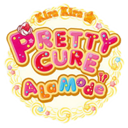 Kirakira Pretty Cure Logo1