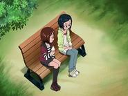 Nonomiya yuriko hablan parque