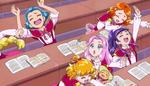 (6) The Class seeing Issac-Sensei's Teeth